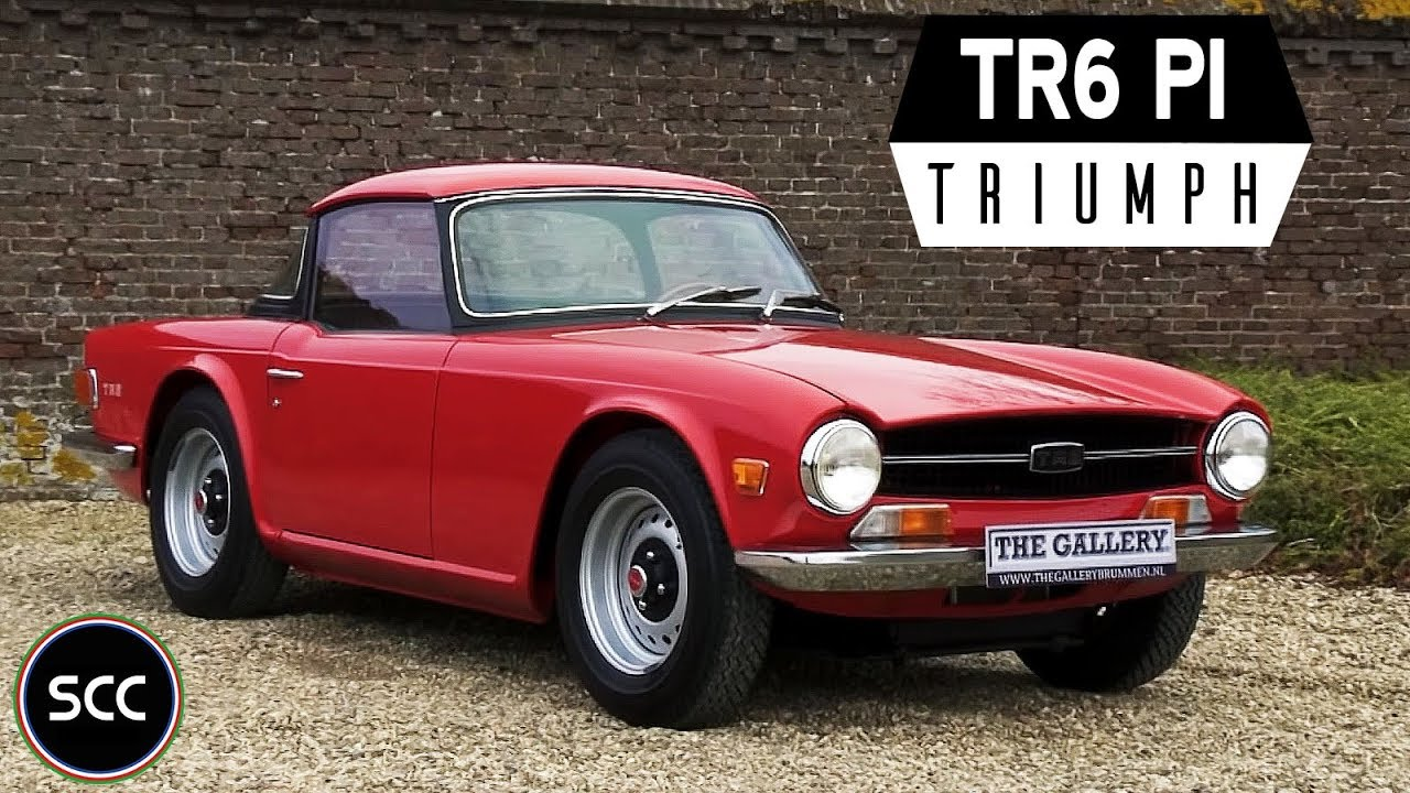 Triumph Tr6 Pi Wiring Diagram 1999 Club Car 1978 Modest Test Drive Engine Sound