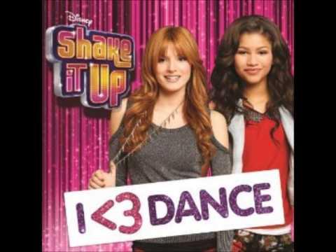 Afterparty  Roshon Fegan & Caroline Sunshine  Shake It Up: I Heart Dance