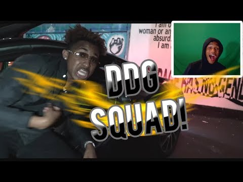 Download Youtube: React to DDG - Rubbin' Off The Paint (YBN Nahmir Remix) (Official Music Video)