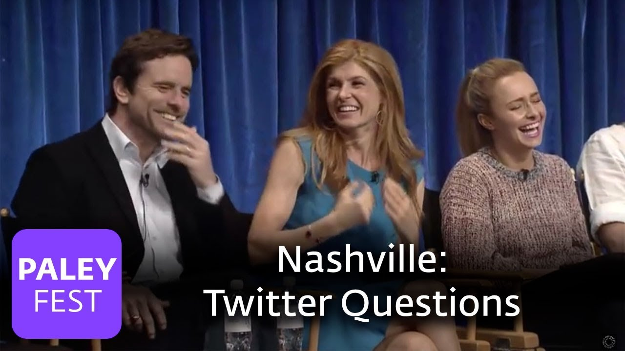 Nashville The Cast Answers Twitter