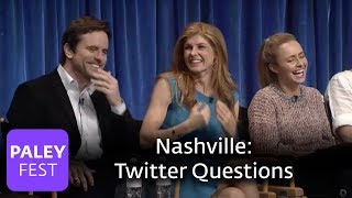 Nashville - The Cast Answers Twitter Questions