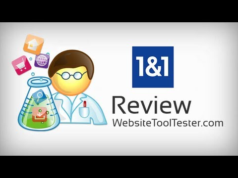Review of the 1&1 MyWebsite Business site builder