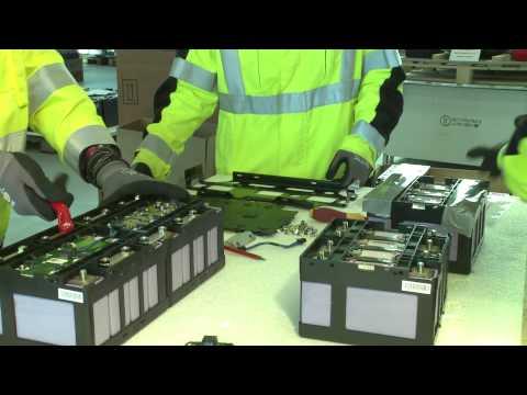 Electric car batteries