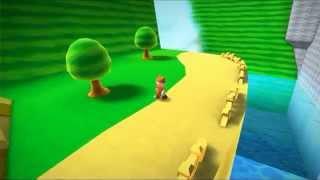 Super Mario Style Platformer Game (Unity3D)