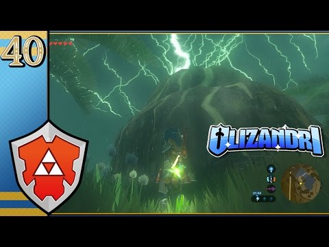 The Legend Of Zelda: Breath Of The Wild  A Song Of Storms, Love & Shrines  Episode 40