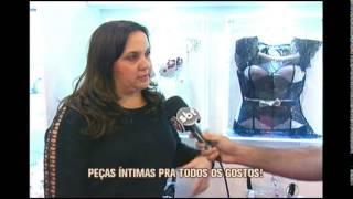 Feira de lingerie de Juruaia traz novidades para todos os gostos