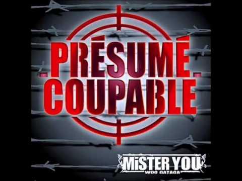 Youtube: Mister You   Présumé Coupable   2010