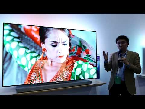 Philips Flagship 9 Series (9603) is World's 1st 65in Ambilight OLED TV
