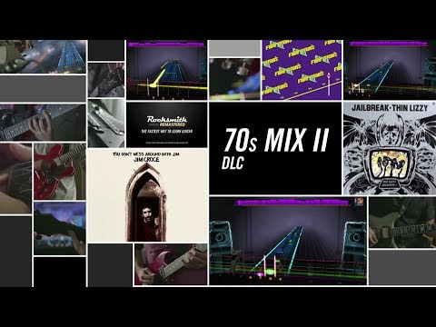 70s Mix II - Rocksmith 2014 Edition Remastered DLC
