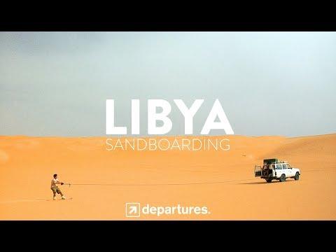 DEPARTURES | S2 E2 | LIBYA | Sandboarding