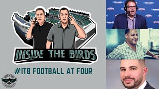 ITB RADIO: PHILADELPHIA EAGLES PROCESS EVALUATING PROSPECTS + DRAFT INFLUENCE IN THE ORGANIZATION
