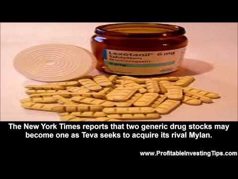 Generic Drug Stocks
