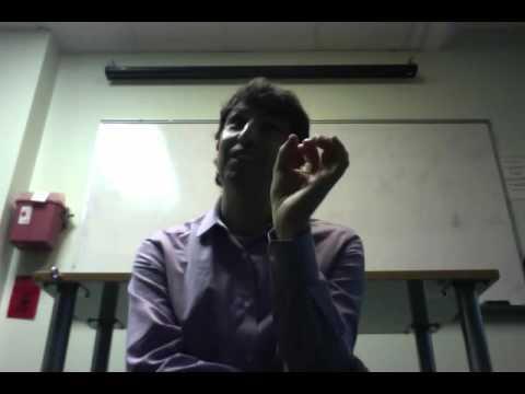 Dr. Brendan Armm - Art Of Meditation - Class 5 (Part 1) - 5/04/16