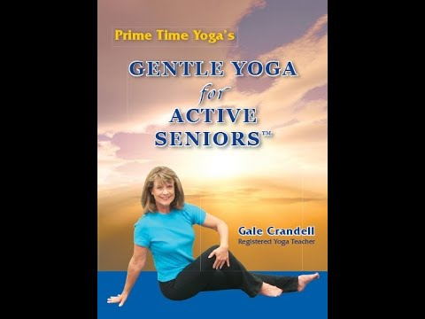 Gentle Yoga For Active Seniors Full Video Youtube