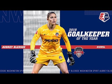 NWSL Goalkeeper of the Year: Aubrey Bledsoe, Washington Spirit