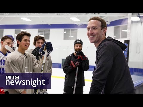Does Mark Zuckerberg want to run for President? - BBC Newsnight