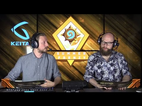 Keita Gaming Hearthstone Summer Frenzy Quarterfinal Irish Party vs FeelsGoodMan