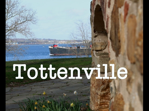 Scenes from Tottenville, Staten Island