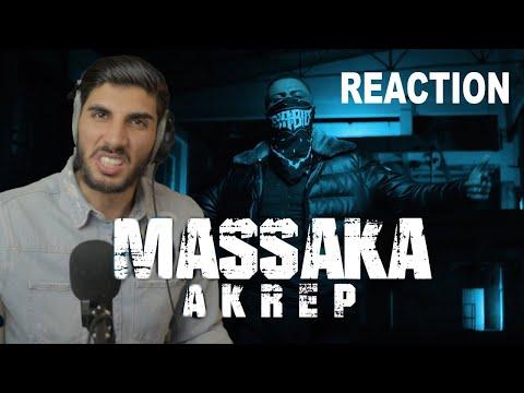 Massaka – Akrep (Official Video 4K) Reaction Eda Apo