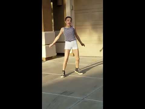 12 year old dances to Brooklyn and Bailey's Dance Like Me