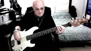 Gigante....  Piero Pelù Bass Cover