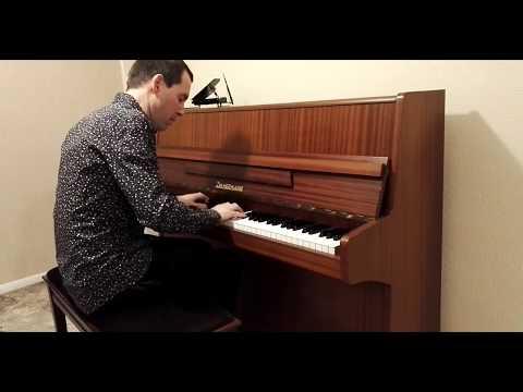 Riptide - Vance Joy, Piano Cover