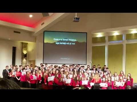 Ro USA Mission Seattle și cei din Portland impreuna