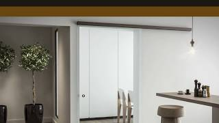 Klein+ Wood Glass Sliding Door Systems Quick OverviewWatch in 15 seconds how Klein+ matte black and bronze sliding door systems are fused into the interior ... & Sliding Glass Door Systems | Interior Glass Doors and Walls ... pezcame.com