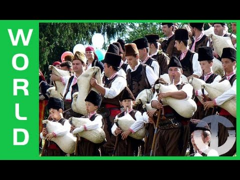 Bulgaria's Rozhen Festival on Trans World Sport | РОЖЕН