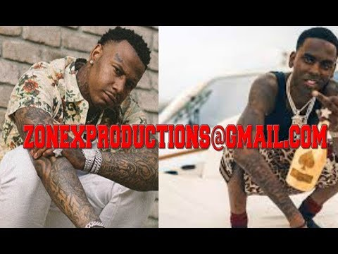 moneybagg-yo-finally-fights-young-dolph-afta-pullin-up-&-confrontin-him,bagg-pulls-gun!must-see