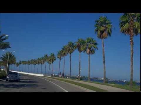 Drive from Sarasota to Longboat Key