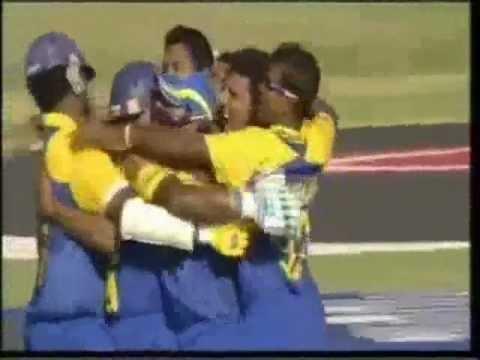Sri Lankan Cricket Team At Their Best!