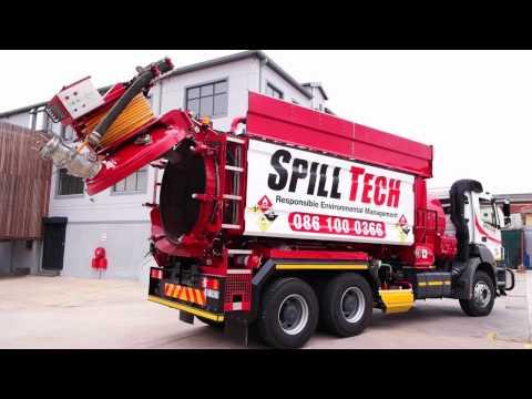 Spill Tech SuperSucker Features Overview