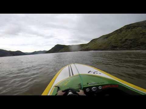 gopro powerboating NewZealand