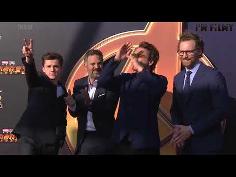 Avengers 4: End Game - Fans Go Crazy At Shanghai Premiere - 2018