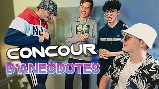 CONCOURS D'ANECDOTES (Ft Matouille, Wavex et Mojito)