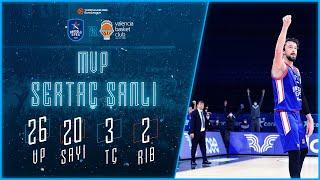 27. Hafta / Anadolu Efes - Valencia Basket / Sertaç Şanlı