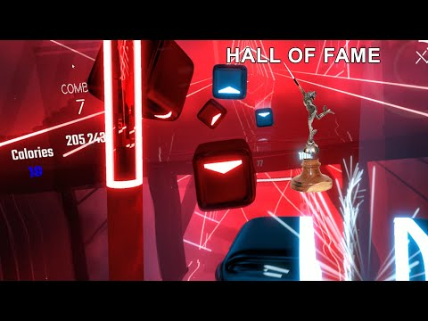 This Will Get Me In The Hall Of Fame Beat Saber
