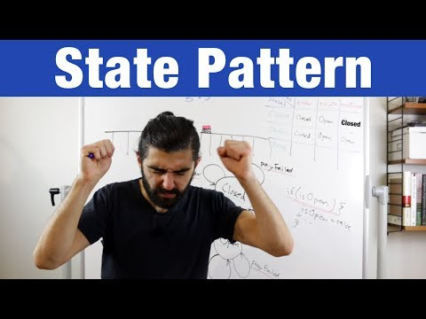 State Pattern – Design Patterns (ep 17)