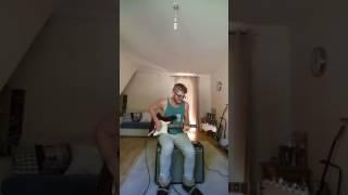 Hoochie Coochie Man cover - Chris Davey