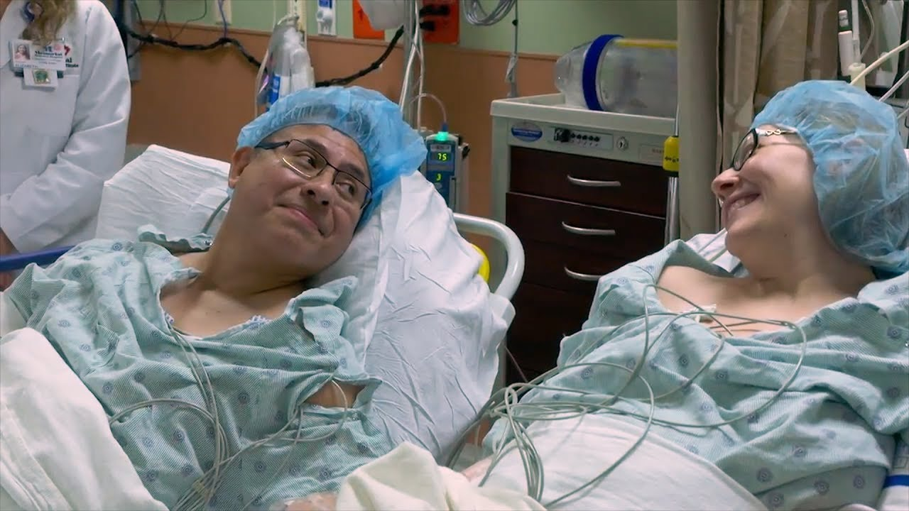 23rd Wedding Anniversary Gift Ideas: Husband Gifts Wife Kidney Donation For Their 23rd Wedding