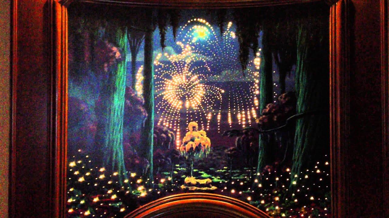 Royal Room Headboard Fireworks At Disney S Port Orleans
