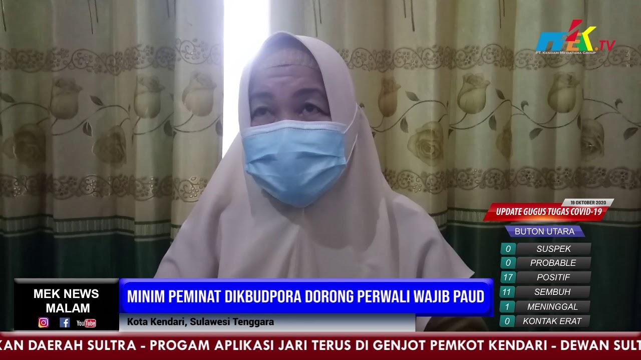 Minim Peminat Dikmudora Dorong Perwali Wajib PAUD