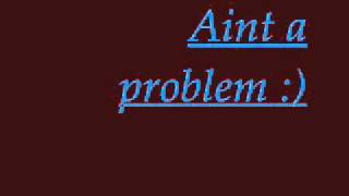 Download aint a problem. MP3 song and Music Video