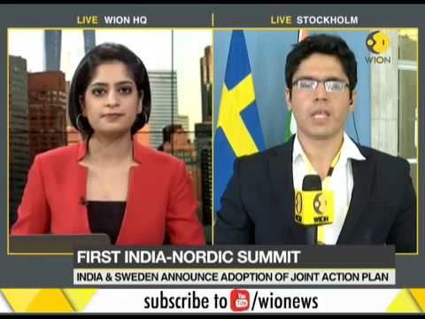 Breaking News: India and Sweden announce adoption of Joint Action Plan