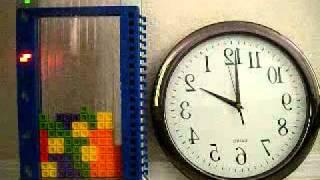 Tetris Tower 3D demo 20 Lines mode