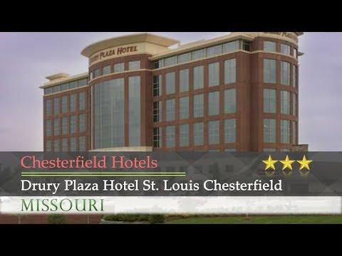 Drury Plaza Hotel St. Louis Chesterfield - Chesterfield Hotels, Missouri