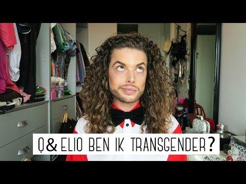 Q&ELIO #2 BEN IK TRANSGENDER?