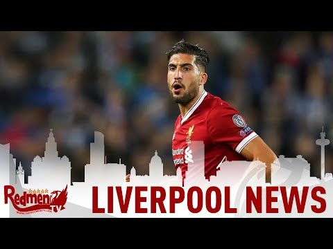 Emre Can Contract Stalls | #LFC Daily News LIVE