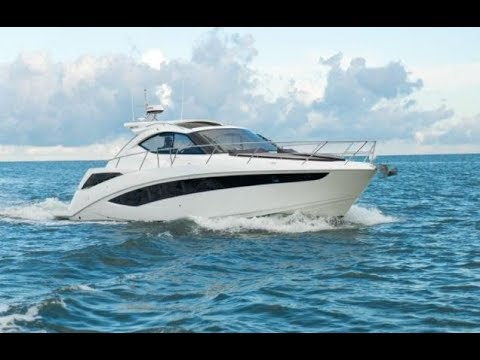 2017 Galeon 385 HTS Sport Yacht For Sale at MarineMax Clearwater